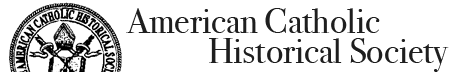 American Catholic Historical Society Logo