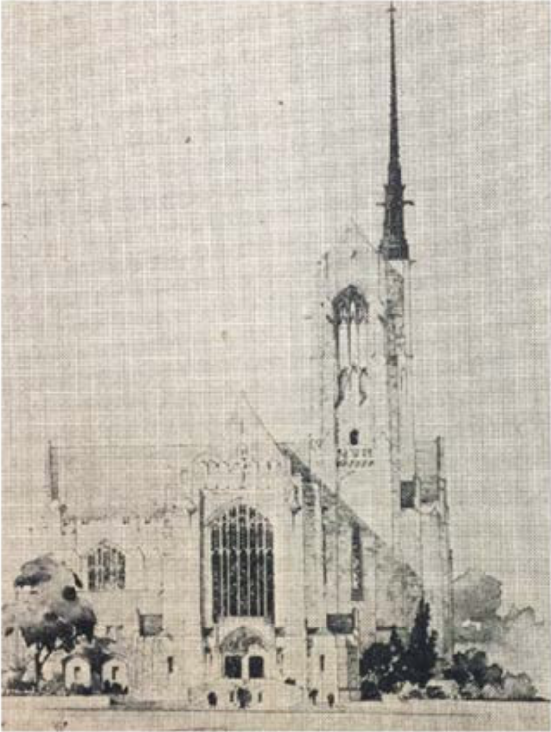 Saint Ambrose church