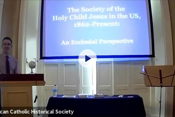 Event recap - Society of the Holy Child